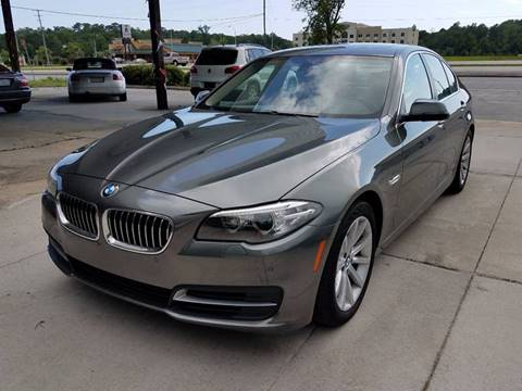 2014 BMW 5 Series for sale at Performance Autoworks LLC in Havelock NC
