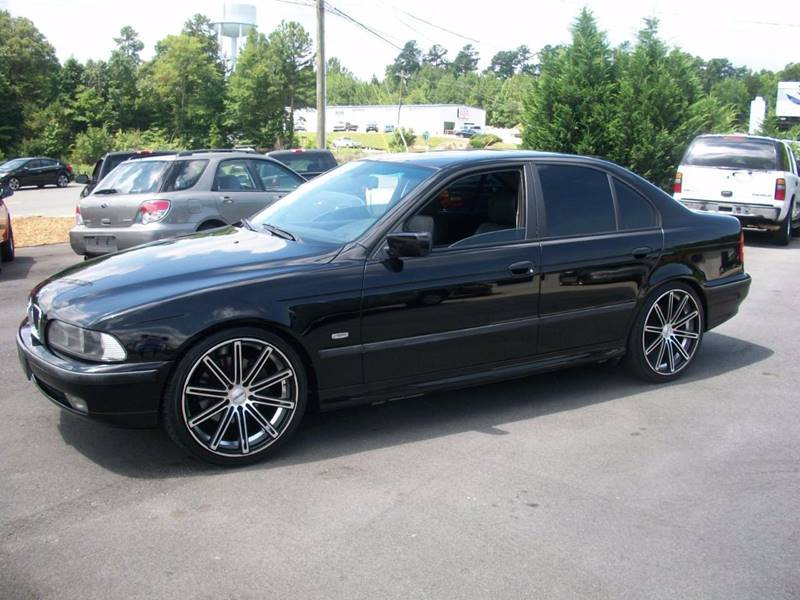 2000 BMW 5 Series for sale at Performance Autoworks LLC in Havelock NC