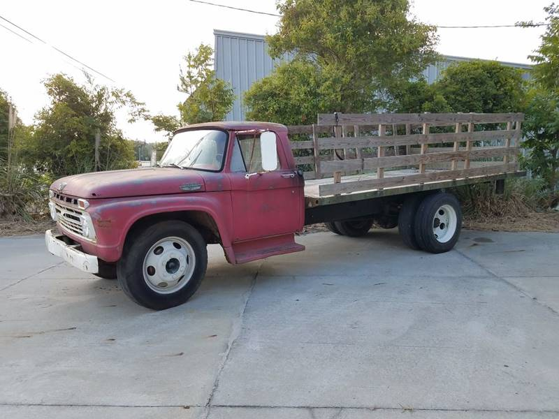 1966 Ford F-600 for sale at Performance Autoworks LLC in Havelock NC