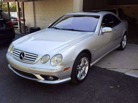 2005 Mercedes-Benz CL-Class for sale in Havelock, NC