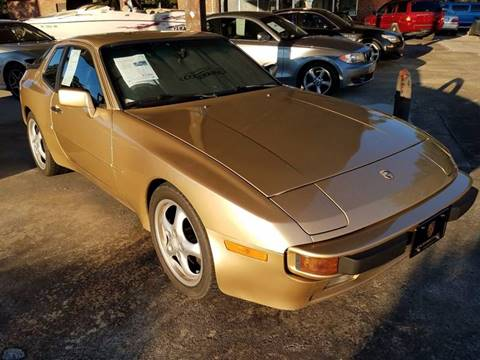 1984 Porsche 944 for sale at Performance Autoworks LLC in Havelock NC