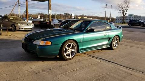 1997 Ford Mustang SVT Cobra for sale at Performance Autoworks LLC in Havelock NC