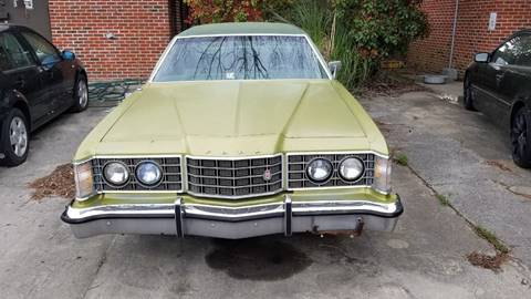 1973 Ford Galaxie 500 for sale in Havelock, NC