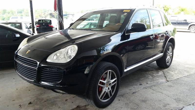 2006 Porsche Cayenne for sale at Performance Autoworks LLC in Havelock NC
