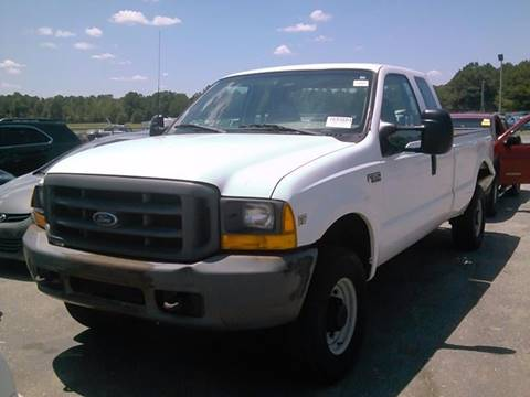 1999 Ford F-350 Super Duty for sale at Performance Autoworks LLC in Havelock NC