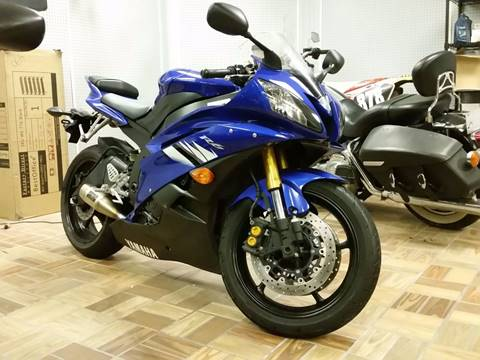 2006 Yamaha YZF-R6 for sale at Performance Autoworks LLC in Havelock NC