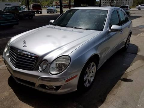 2009 Mercedes-Benz E-Class for sale at Performance Autoworks LLC in Havelock NC