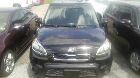 2012 Kia Soul for sale in Garland, TX