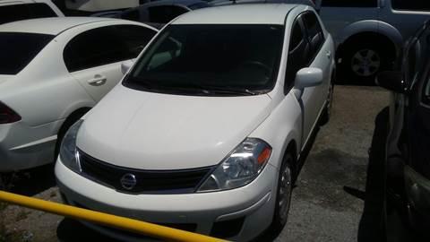 2011 Nissan Versa for sale in Garland, TX