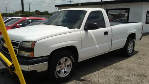 2006 Chevrolet Silverado 1500 for sale in Garland, TX