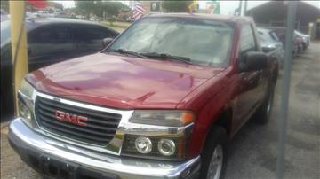 2005 GMC Canyon for sale in Garland, TX