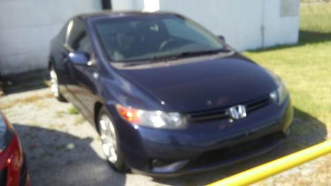 2007 Honda Civic for sale in Garland TX