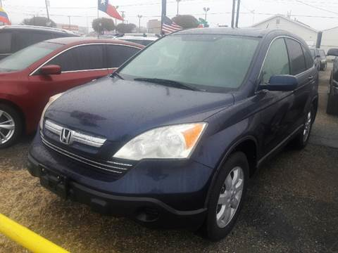 2007 Honda CR-V for sale in Garland, TX