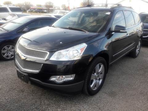 2011 Chevrolet Traverse for sale in Garland, TX