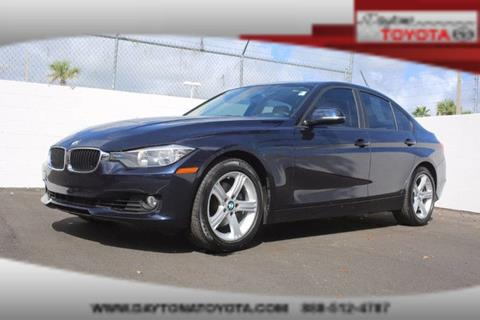 2014 BMW 3 Series for sale in Daytona Beach, FL