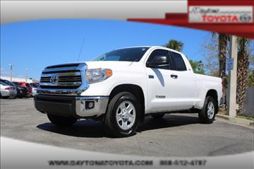 2016 Toyota Tundra for sale in Daytona Beach, FL