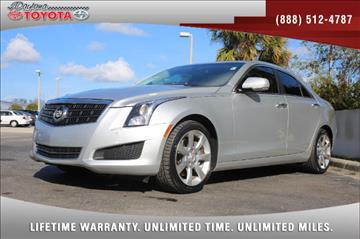 2014 Cadillac ATS for sale in Daytona Beach, FL