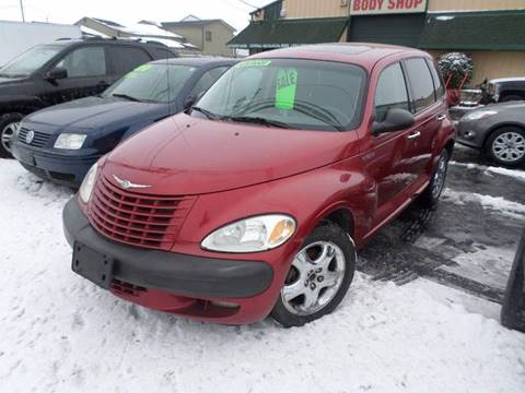 2001 Chrysler PT Cruiser for sale in Country Club Hills, IL