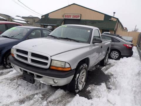 2001 Dodge Dakota for sale in Country Club Hills, IL