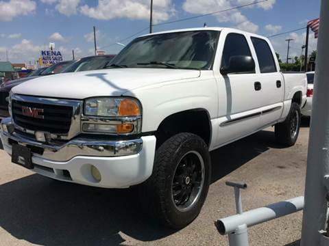 2005 GMC Sierra 1500 for sale in Arlington, TX