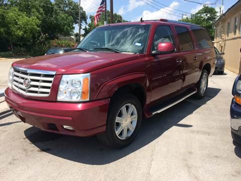 2006 cadillac escalade esv for sale. Cars Review. Best American Auto & Cars Review