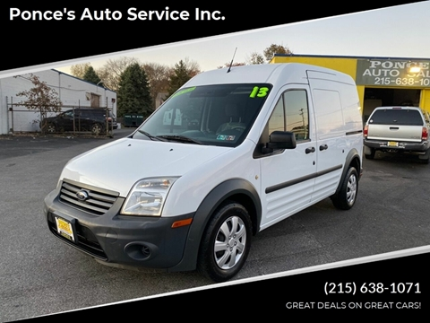 2013 Ford Transit Connect for sale in Bensalem, PA