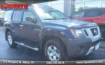 2010 Nissan Xterra for sale in Attica, NY