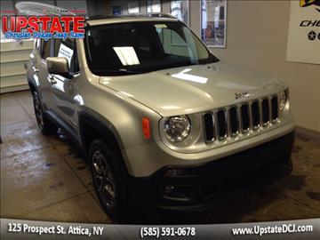 2016 Jeep Renegade for sale in Attica, NY
