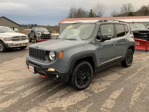 2017 Jeep Renegade for sale in Attica, NY