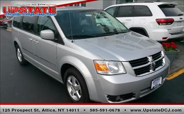 2008 Dodge Grand Caravan for sale in Attica, NY