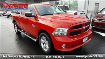 2013 RAM Ram Pickup 1500 for sale in Attica, NY