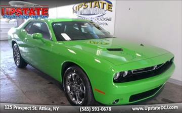 2017 Dodge Challenger for sale in Attica, NY
