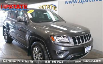 2014 Jeep Grand Cherokee for sale in Attica, NY