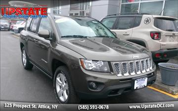 2015 Jeep Compass for sale in Attica, NY