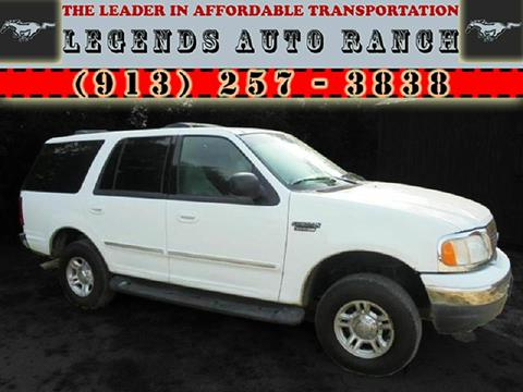 2001 Ford Expedition for sale in Kansas City, KS