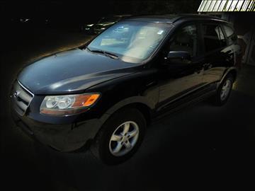 2007 Hyundai Santa Fe for sale in Kansas City, KS
