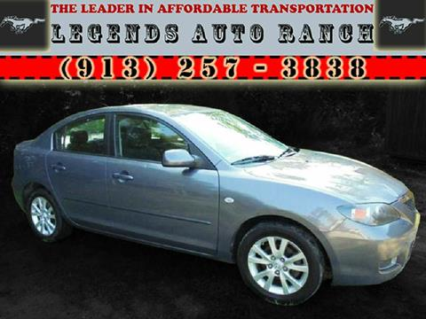 2008 Mazda MAZDA3 for sale in Kansas City, KS