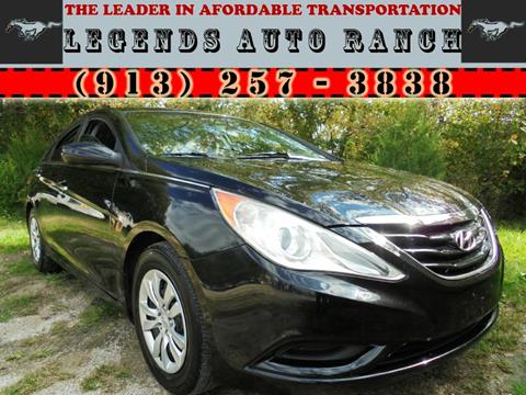 2011 Hyundai Sonata for sale in Kansas City, KS