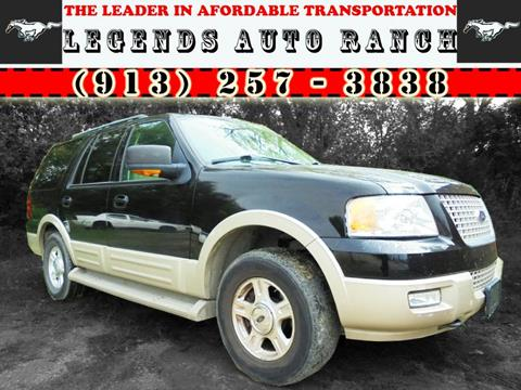 2005 Ford Expedition for sale in Kansas City, KS