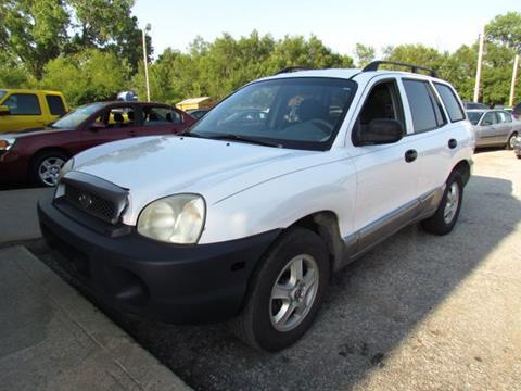 2001 Hyundai Santa Fe For Sale In Kansas City, KS