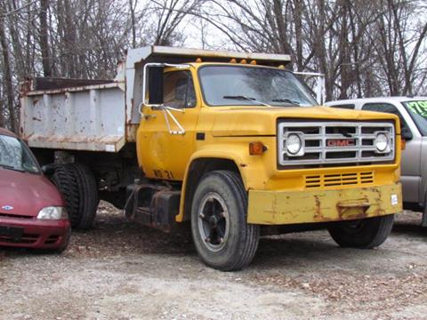 1988 GMC C7500 for sale in Kansas City, KS