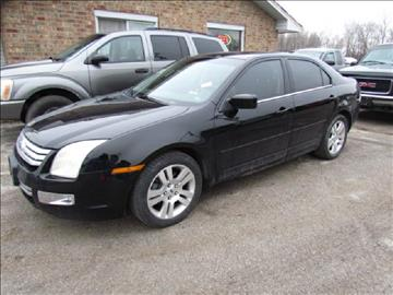 2006 Ford Fusion for sale in Kansas City, KS