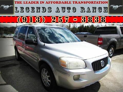 2006 Buick Terraza for sale in Kansas City, KS