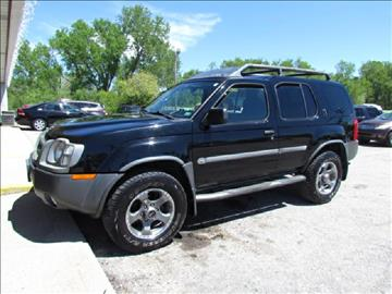 2002 nissan xterra for sale in kansas city ks. Black Bedroom Furniture Sets. Home Design Ideas