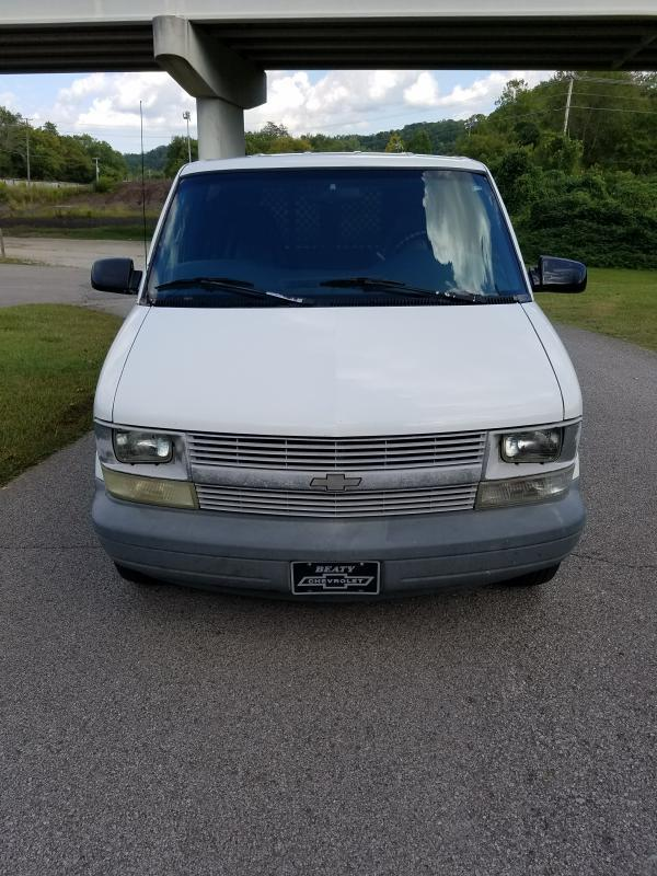 2003 Chevrolet Astro Cargo for sale at Wholesale Auto Outlet in Harriman TN