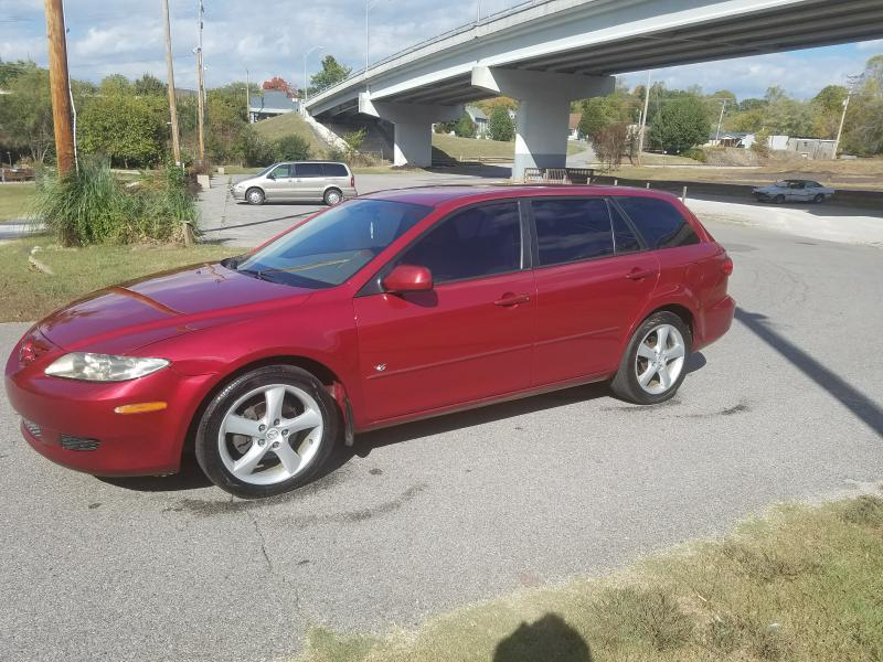 2004 Mazda MAZDA6 for sale at Wholesale Auto Outlet in Harriman TN