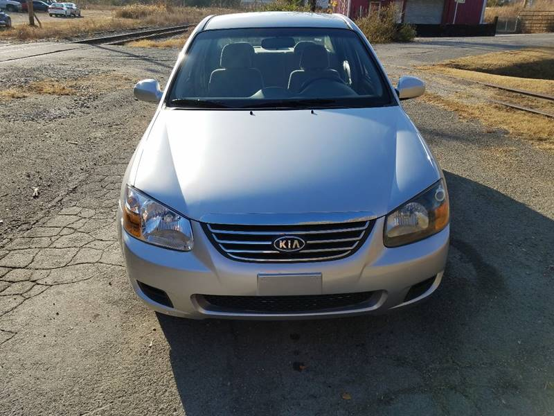 2009 Kia Spectra for sale at Wholesale Auto Outlet in Harriman TN
