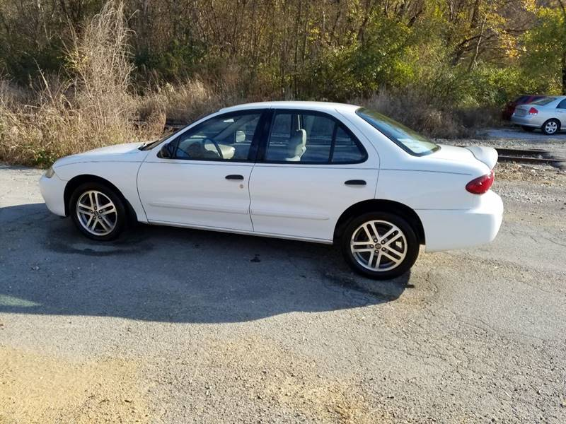 2004 Chevrolet Cavalier for sale at Wholesale Auto Outlet in Harriman TN