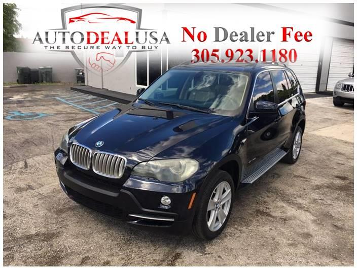 2009 BMW X5 For Sale At Auto Deal USA In Hallandale FL