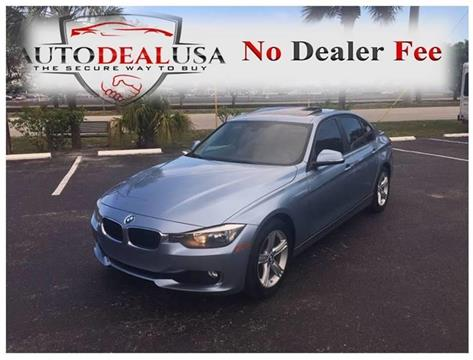 2012 BMW 3 Series for sale in Hallandale, FL